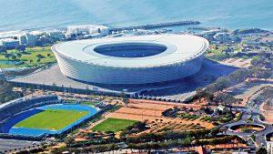 Stadion Greenpoint in Kaapstad
