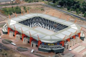 Mbombela stadion in Nelspruit