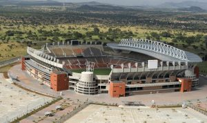 Stadion Polokwane Peter Mokoba
