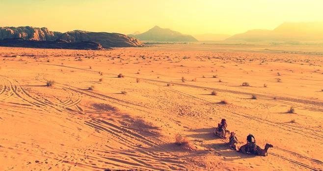 Afrikaanse woestijn