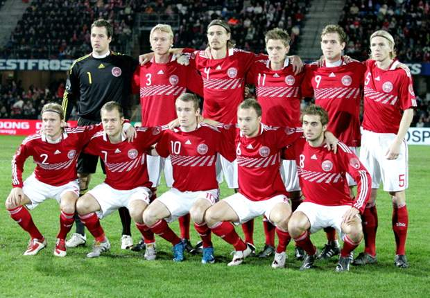 Denemarken WK 2010