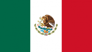 Vlag van Mexico