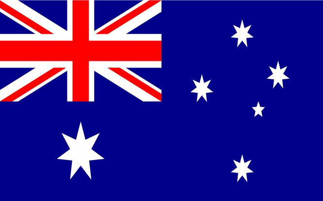 Australië WK 2010 Zuid-Afrika