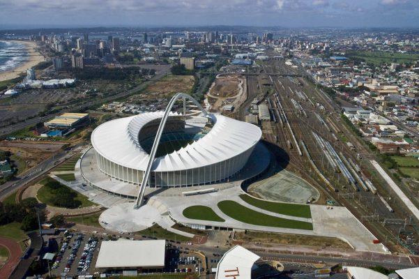 Moses Mabhida Stadion in Durban