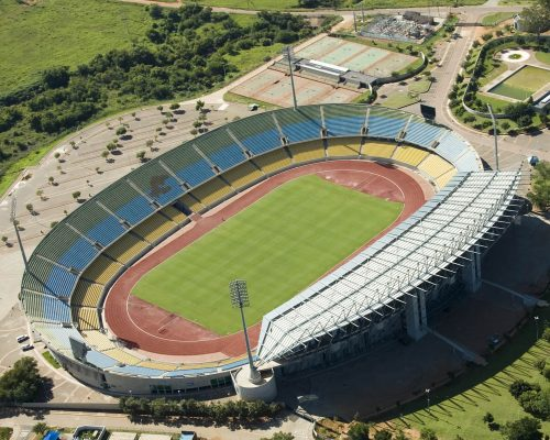 Stadion Royal Bafokeng in Rustenburg