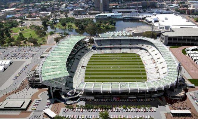 Vodacom park stadion in Pretoria