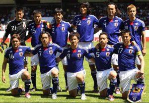 Japans elftal 2010