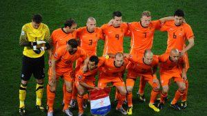 Nederlands Elftal wk 2010