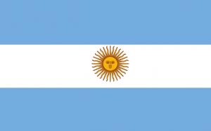 Argentinië vlag
